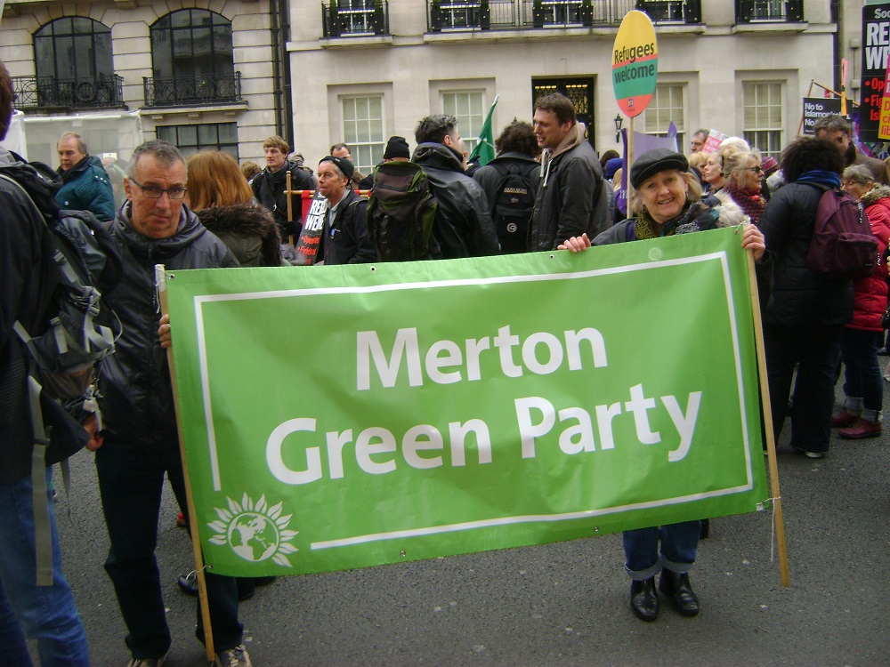 Merton Green Party | Stand Up To Racism